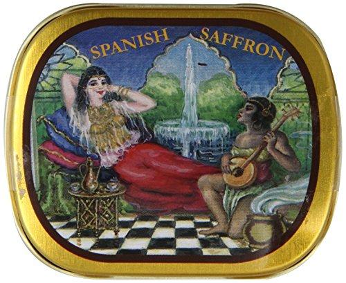 Spanish Saffron Tin (2 gram)