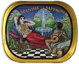 Spanish Saffron Tin (2 gram)