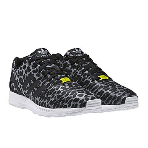 adidas ZX Flux Grey Cheetah Hombre Zapatillas