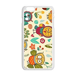 Bird's Party Cell Phone Case for Iphone 6 Plus