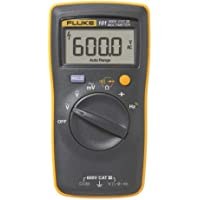 Fluke 101 Basic Digital Multimeter Pocekt Portable Meter Equipment Industrial by Fluke