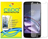 CEDO® for Motorola Moto Z Play - anti shatter Tempered Glass Screen Protector