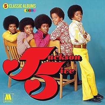 the jackson 5 5 classic albums amazon com music