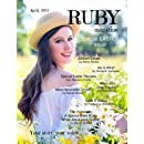RUBY magazine APRIL 2017: Your voice, your story