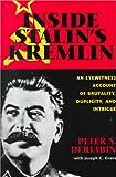 Inside Stalin's Kremlin, Peter S. Deriabin, 157488235X
