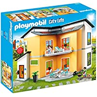 PLAYMOBIL® Modern House Building Set