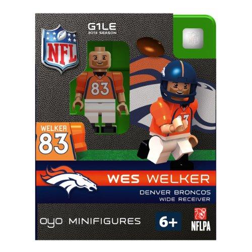 OJO Denver Broncos - Wes Welker