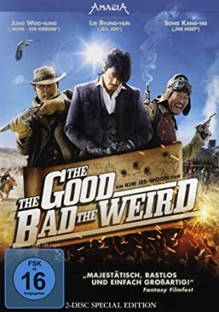 The Good, the Bad, the Weird - Filmposter