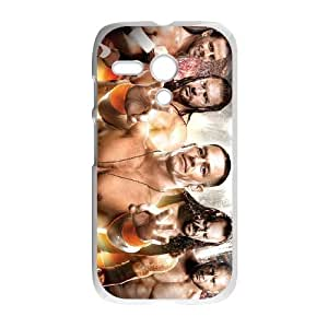 WWE Motorola G Cell Phone Case White yqdr