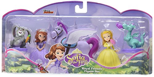 (Disney Sofia The First Royal Friends Enchancia Core Figure)