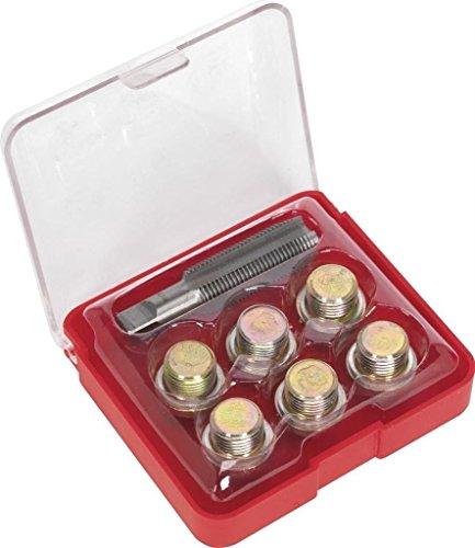 SPTTOOLS Huile Poê le kit d'outil de ré paration de filetage Bouchon de vidange M17 x 1, 5 mm 5mm OMY