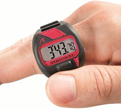 SportCount Chron 200 contadores de vueltas cronómetro de dedo