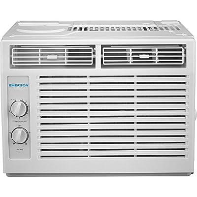 Emerson Quiet Kool EARC5MD1 5,000 Btu 115V Window Air Conditioner