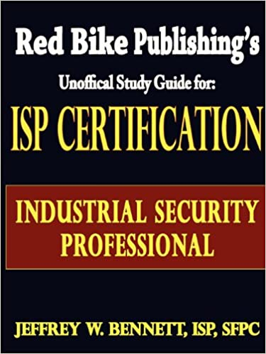 Download E-books ISP Certification-The Industrial Security ...
