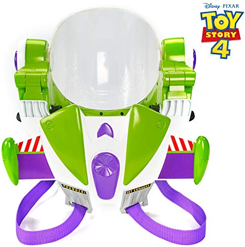 - Toy Story Disney Pixar 4 Buzz Lightyear Space Ranger Armor with Jet Pack