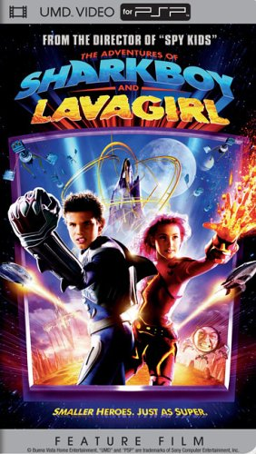 The Adventures of Sharkboy and Lavagirl [UMD for PSP] -