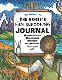 The Artist's Fun-Schooling Journal: Homeschooling Curriculum Handbook for Students Majoring in Art | ESL and Dyslexia…