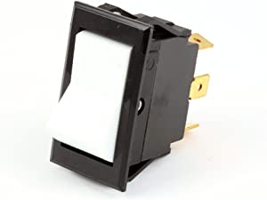 American Food Service Epco 101A501P23 On-On Rocker Switch