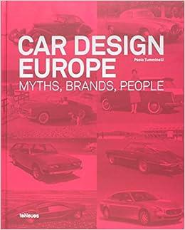 Amazon Com Car Design Europe Myths Brands People English