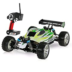 1: 18 scale 50 MPH buggy with 2. 4 GHz remote system