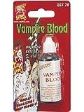 Vampirblut Blut Halloween Kunstblut Flasche 50 ml