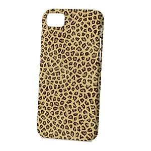 Case Fun Apple iPhone 5C Case - Vogue Version - 3D Full Wrap - Cheetah