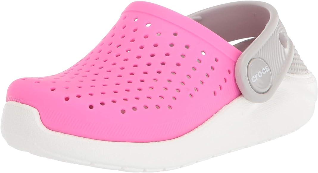 Amazon.com   Crocs Kids' LiteRide Clog
