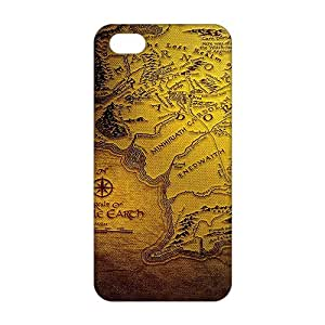 The Lord of the Rings Map 3D For SamSung Galaxy S3 Phone Case Cover