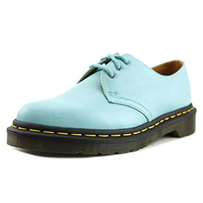47d220cea7d67 Dr. Martens 1461 3-Eye Oxford Shoe (4 UK / 6 B(M) Womens US, Aqua): Buy  Online at Low Prices in India - Amazon.in