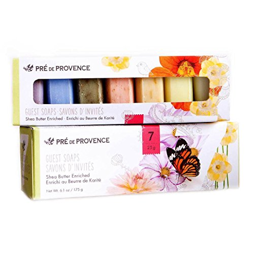 (Pre de Provence Butterfly Luxury Collection Soap Gift Box, Set of)