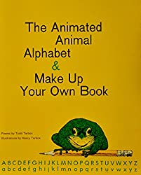 Animated animal alphabet and make up your own book