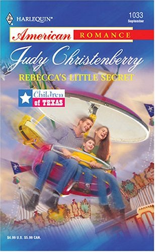 book cover of Rebecca\'s Little Secret