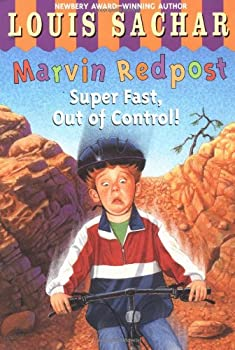 Super Fast, Out of Control! (Marvin Redpost, No. 7) 043910632X Book Cover