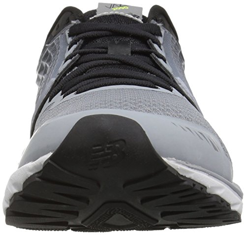 New Balance, Sneaker uomo Steel/Black