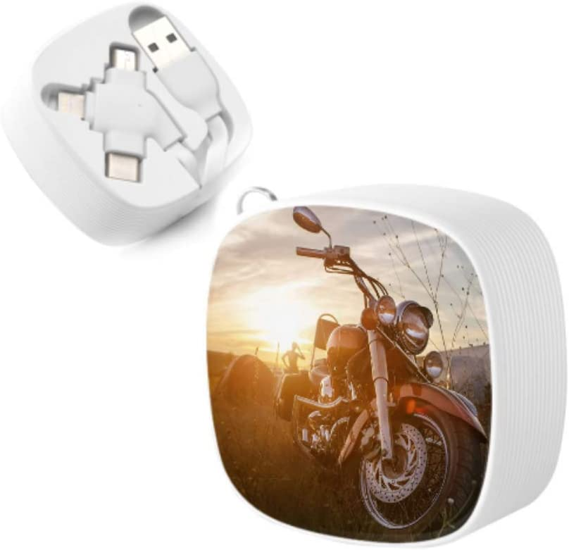 Micro USB Cable Fast Charger Car Motorbike Under Sky Multi 3 in 1 Retractable Multi Charger Cable Fast Charge with Micro USB//Type C Compatible with Cell Phones Tablets and More