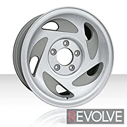REVOLVE 17x7.5 Silver Wheel for 1997-2000 Ford F-150