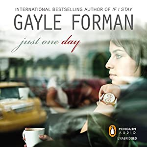 Just One Day Audiobook