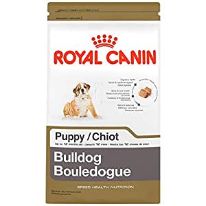 royal canin breed health nutrition bulldog puppy dry dog food 30 pound pet supplies. Black Bedroom Furniture Sets. Home Design Ideas