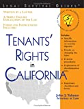 Tenants' Rights in California