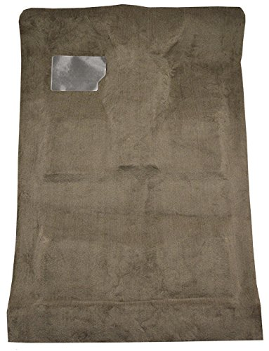 1999-2007 Ford F-250 Super Duty 4 Door Crew Cab Auto Cutpile Factory Fit (F250 Carpet)