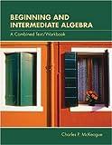 Beginning and Intermediate Algebr 9780534398798