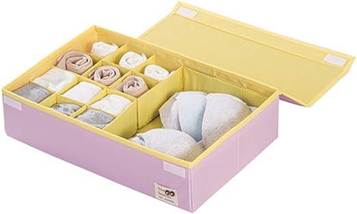 Almacenaje bajo la cama,Caja de almacenamiento de ropa interior ...