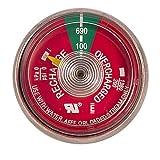 1 - 100 psi. Pressure Gauge For Portable Water Pressure Fire Extinguisher