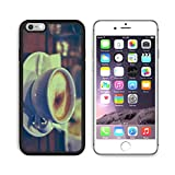 MSD Premium Apple iPhone 6 Plus iPhone 6S Plus Aluminum Backplate Bumper Snap Case IMAGE 21285764 Vintage coffee cup on wooden table
