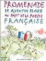 Promenade de Quentin Blake au pays de la poésie française par Blake