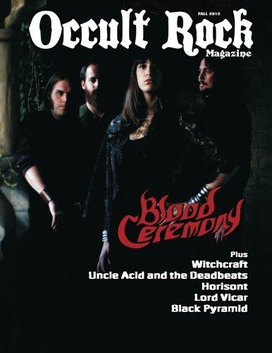 Occult Rock Magazine [Fall 2012] (Volume 2) pdf