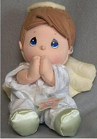 Amazon.com: Precious Moments Oración Ángel Boy – Spanish: Baby