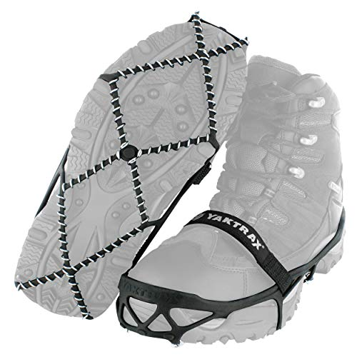 Yaktrax Pro Traction Cleats for