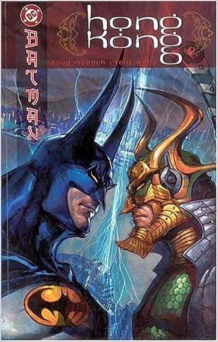 Book Batman: Hong Kong – October 1, 2004