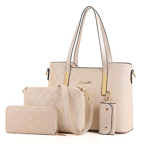 Aoligei Female Bao sac Fashion Bag 4 paquet C